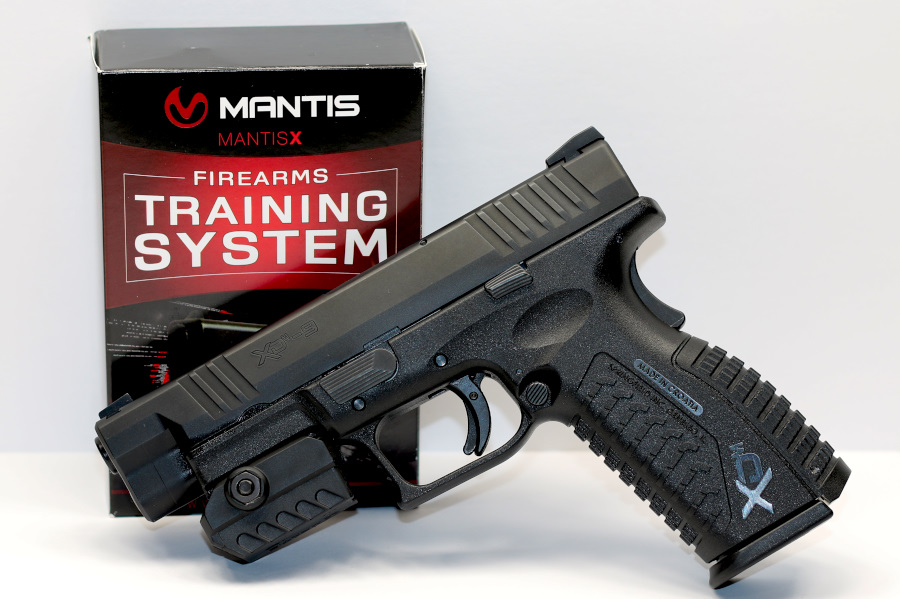 MantisX Traing System