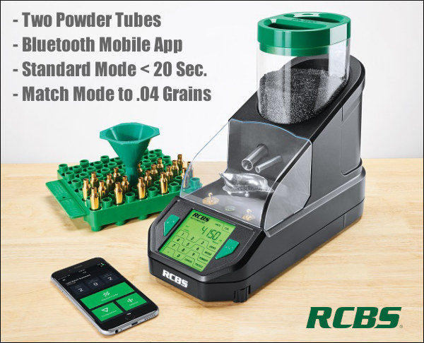 RCBS Matchmaster Powder Dispenser