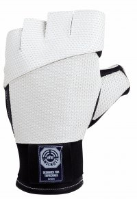 AHG Glove (115) Short Black (Right Hand glove for Left Handed Shooter) X-Sml
